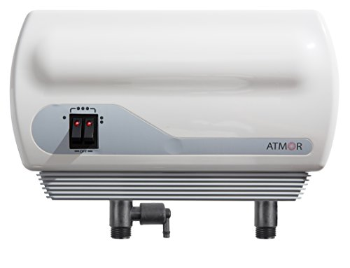 Atmor AT900-13 Point-of-Use Tankless Electric Instant Water Heater, 13 kW / 240V