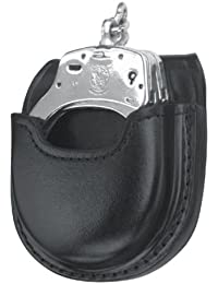 Gould & Goodrich H85Cl Open Handcuff Case Place On Belt Up To 2-1/4-Inch (Hi-Gloss) by Gould & Goodrich