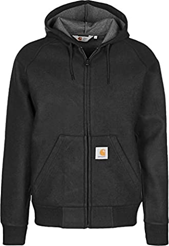 Carhartt WIP Active Wool-Lux veste d'hiver S black/dark grey