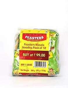 Feasters Noodles Masala Combi, 840g