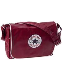 431cebec78c2 CONVERSE Umhängetasche VINTAGE PATCH SHOULDER FLAP Notebooktasche Light  Purple