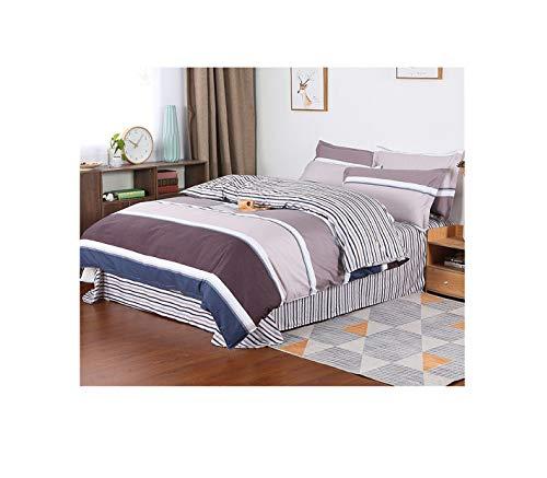 The Unbelievable Dream Bettbezug doppelseitige Bettwäsche Bettwäscheset Baumwolle waschbar einfache niedliche Kinder Kinder Erwachsene Träume Jugend, 5