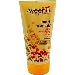 Aveeno Smart Essentials Detox Scrub 145 ml by Aveeno (English Manual)