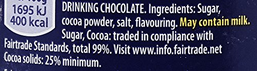 Cadbury Original Drinking Chocolate 250g – Heiße Trinkschokolade - 3