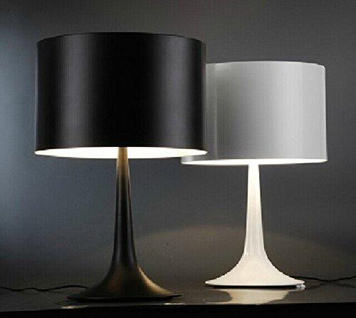 SBWYLT-Moda Italia firmato occhio studio camera da letto comodino lampada alluminio lega lampada da scrivania-250X370mm - Antico Firmato