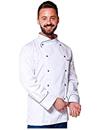 Linea Trendy - Chaqueta UNISEX Cocina / Pasteleria Perfil Coloreado