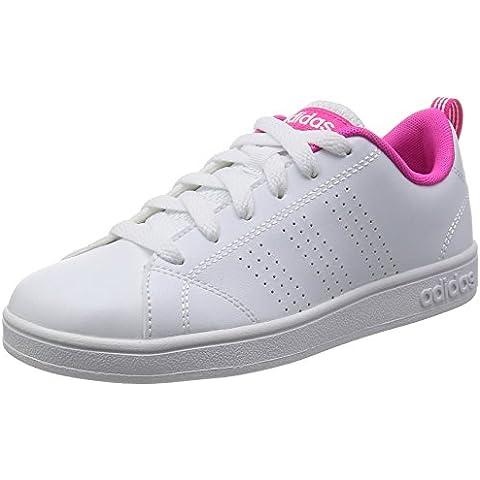 adidas Vs Advantage Clean K, Zapatillas de Deporte para Niños