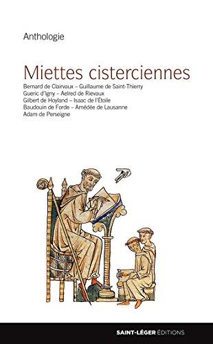 Miettes cisterciennes par Collectif