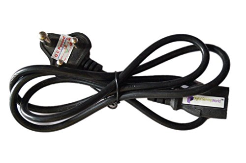 Digital Gaming World Power Plug/Cable/Cord For Xbox 360/One Power Adapter (Cable Only)  available at amazon for Rs.189