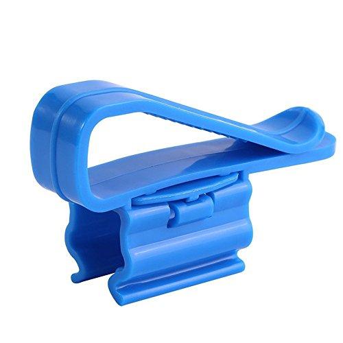 Berrose Aquarium Filter Eimer Wasser Rohrverbindungsstücke Kunststoff Rohrschelle Schlauchstange Rod Clip