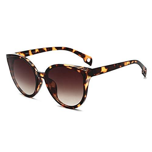 WWVAVA Sonnenbrillen Sonnenbrille cat eye frauen männer sonnenbrille brillen brillen kunststoffrahmen klare linse uv400 schatten mode fahren neu, c3