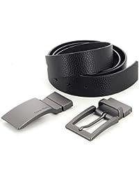 Calvin Klein - ceinture 2 boucles Norman (k50k500841)