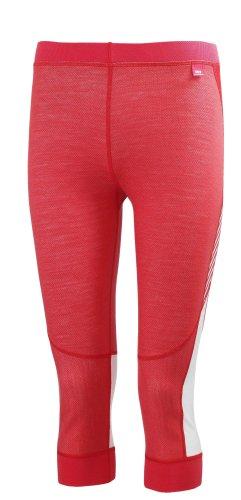 Helly Hansen Damen Hose Hybrid Pants, damen, Dahlia Red (Hybrid Hose Laufen)