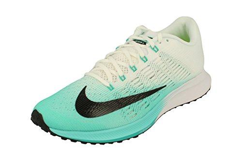 Max Jordan Fusion (NIKE Damen Air Zoom Elite 9 Running 863770 Sneakers Turnschuhe (UK 4 US 6.5 EU 37.5, Fusion Red/Atomic Pink/Reflective Silver 302))
