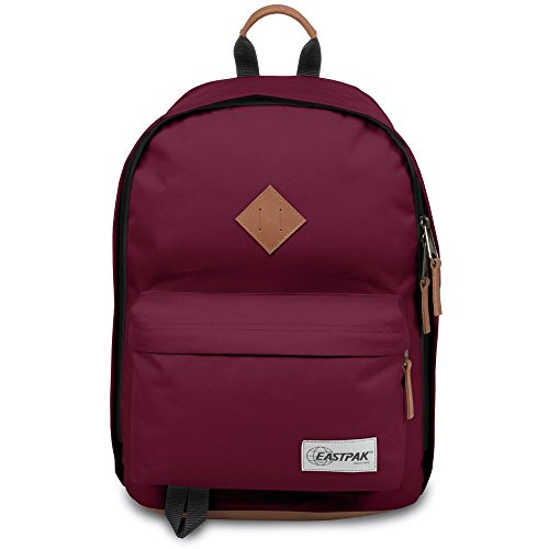 Eastpak Out Of Office In To The Out merlot red