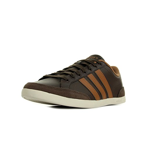 adidas Neo Caflaire Lo Mens Trainers / Shoes-Brown-7