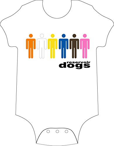 RESERVOIR DOGS - body - bebé - QUENTIN TARANTINO - peliculas - GAMBA