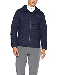 The North Face M Thermoball Hoodie Chaqueta, Hombre, Urban Navy, L