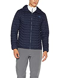 The North Face M Thermoball Hoodie Chaqueta, Hombre, Urban Navy, M