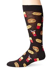 K. Bell Socks Men's Junk Food Crew