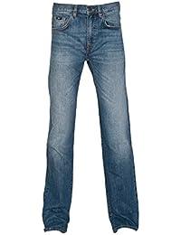 Hugo Boss Black Herren Designer Denim Jeans Kansas 50260631
