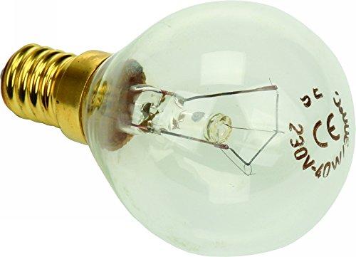 Blue Seal 013521Ofen bulb-screw Typ 40W