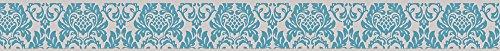 A.S. Création bordo autoadesivo Only Borders 9,passamano, beige blu verde