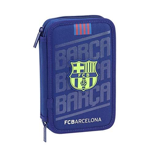 Safta- Estuche Fútbol Club Barcerlona