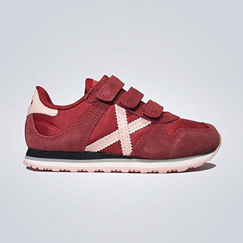 Sneaker Munich Mini Massana 149 Rot