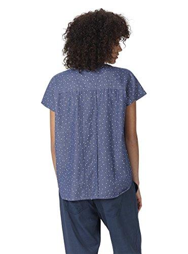 Burton Damen Darcie Short Sleeves Woven Top Flintstone Dots
