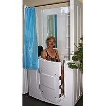 Suchergebnis auf Amazon.de für: badewanne mit tür und dusche | {Duschbadewanne mit tür 77}