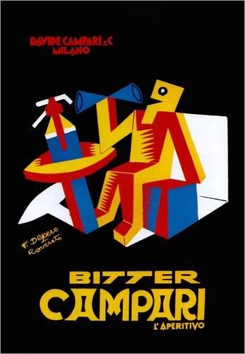 poster-50-x-70-cm-bitter-campari-di-fortunato-depero-stampa-artistica-professionale-nuovo-poster-art