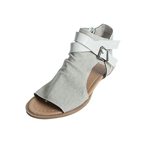Comprar del Zapatos FIESTA GRIS Lo MEJOR del Comprar MERCADO218 15e3fb