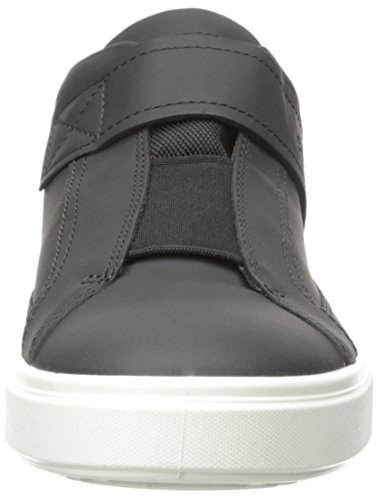 Ecco Herren Kyle Hohe Sneaker Schwarz (Black)