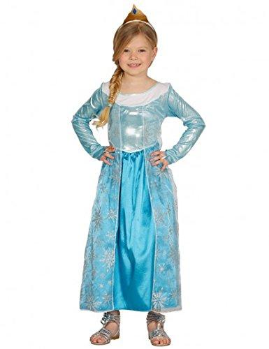 Imagen de disfraz de princesa hielo ana frozen infantil 7 9 años