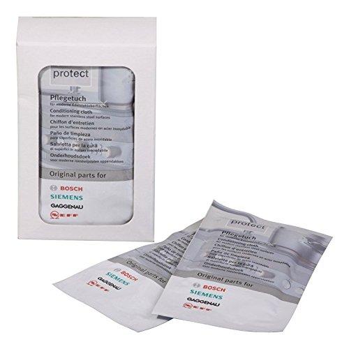 Bosch Edelstahlpflegetücher 00311944