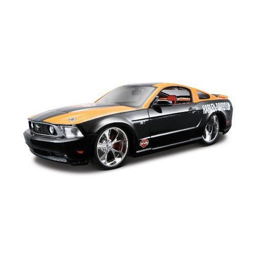 maisto-532170-modellino-di-harley-davidson-ford-mustang-gt-11-in-scala-124