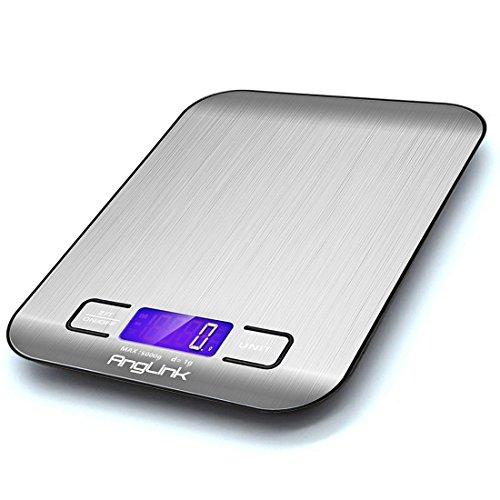 AngLink - Báscula de cocina digital con pantalla LCD para...