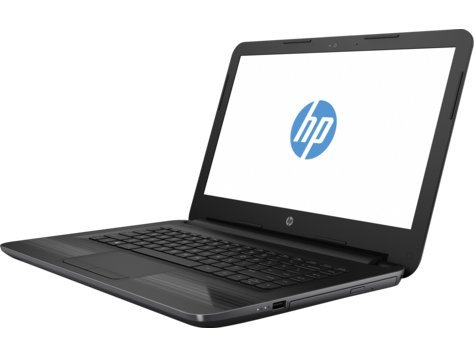 HP 245 G5 Notebook (AMD A6 CPU/ 4GB/ 500GB/ DOS) (Black)