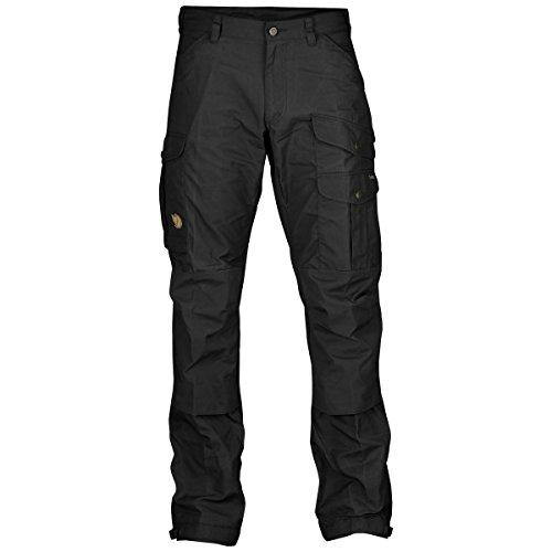 Fjällräven Herren Vidda Pro Trousers Regular Lange Hosen Black-Black