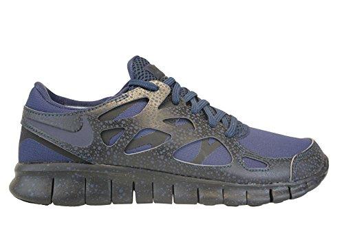 Nike Free Run 2 Prm, Chaussures de Running Entrainement Homme, Noir (Schwarz), 42 EU