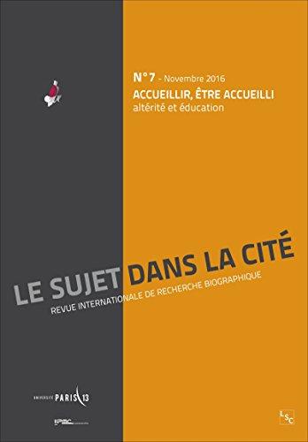 Accueillir, être accueilli: Altérité et éducation par Augustin Mutuale