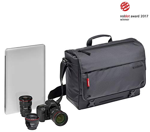 Manfrotto Mb Mn-m-sd-10 Manhattan Borsa Messenger Speedy-10