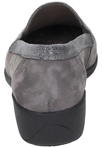 Comfortabel - 941952, Mocassini Donna grau