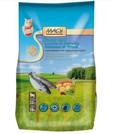 Macs-Cat-trockenfutter-gato-Salmn-Trucha