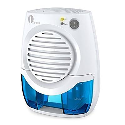 1byone Thermo-Elektrischer Raumentfeuchter, Luftentfeuchter ( Weiß, 400ml )