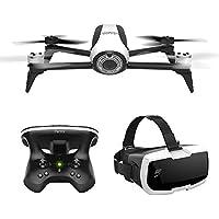 Parrot PF726203 Bebop 2 Quadcopter Drone (Black/White)