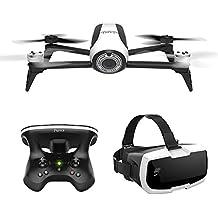 Parrot PF726203 - Drone Bebop 2 y FPV, color blanco