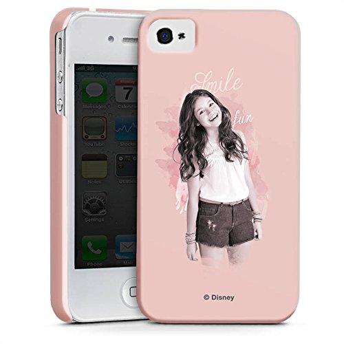 Apple iPhone 6 Plus Silikon Hülle Case Schutzhülle Disney Soy Luna Serie Premium Case glänzend