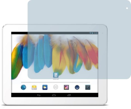 4ProTec 2X Odys Iron ENTSPIEGELNDE Bildschirmschutzfolie Displayschutzfolie Schutzhülle Bildschirmschutz Bildschirmfolie Folie